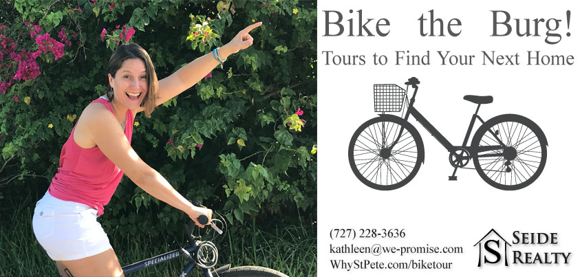 Bike the Burg! Tours for finding your next home