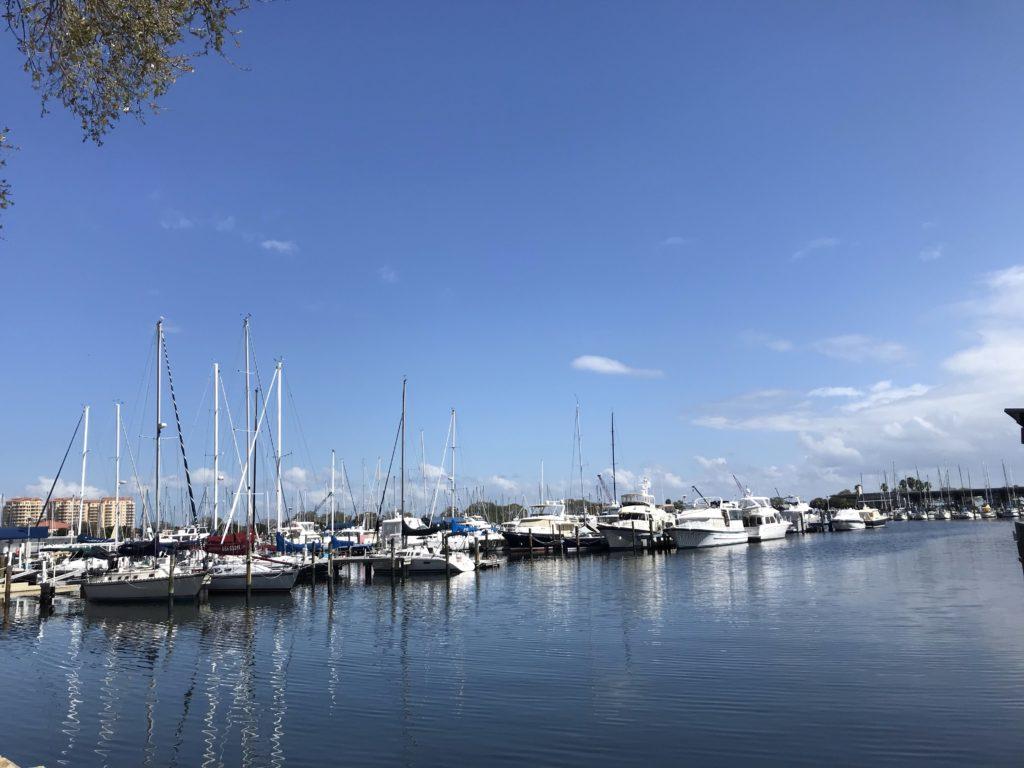 St Petersburg Yacht Club